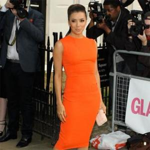 Eva Longoria: 'Harper Is A Chunky Monkey'