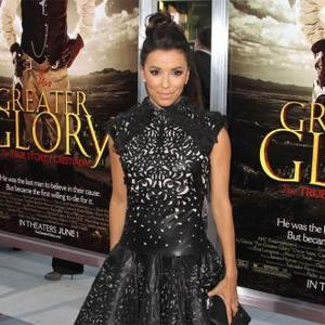 Eva Longoria Inspired By Marilyn Monroe