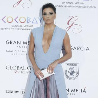 Eva Longoria feels uncomfortable wearing black clothes