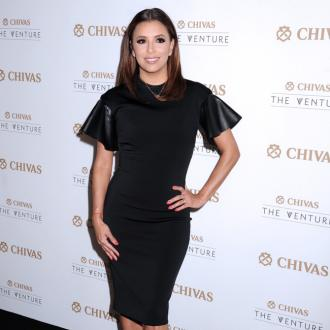 Eva Longoria praises Time's Up 'sisterhood'