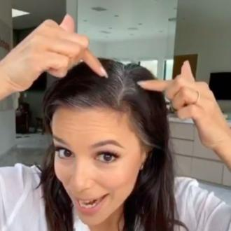 Eva Longoria's 'best beauty secret' is hair dye