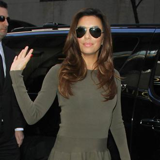 Eva Longoria Happy To Be Single