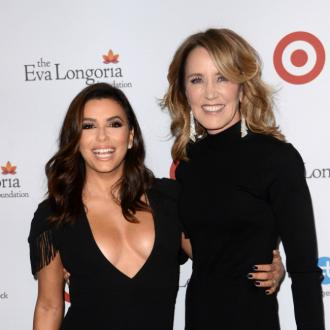 Eva Longoria and Felicity Huffman's Desperate Housewives reunion