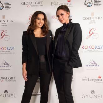 Eva Longoria and Victoria Beckham's boozy Zoom chats