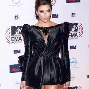 Eva Longoria's Mtv Fashion Changes