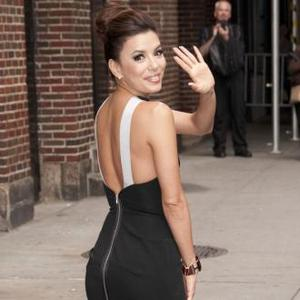 'Desperate Housewives' Eva Longoria: 'We All Get Along'