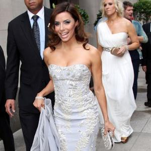 Eva Longoria Parker Sad About Divorce