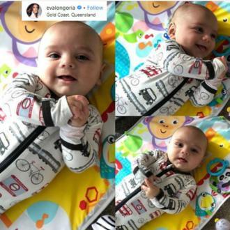 Eva Longoria's miracle son