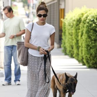 Eva Mendes works out 'five days a week' in the summer