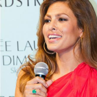 Eva Mendes' dogs prepared her for motherhood