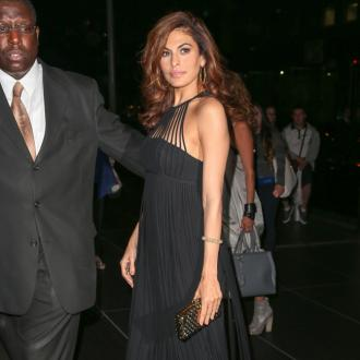 Eva Mendes uses white noise machine to help her sleep