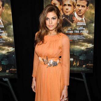 Eva Mendes Wants To Build A House