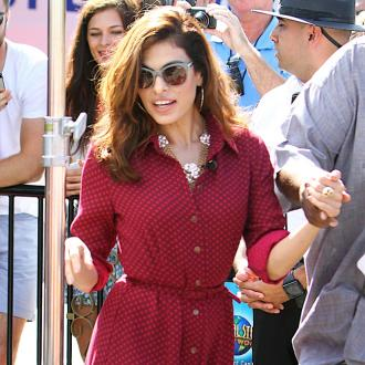 Eva Mendes' Clothing Line Inspired By Charity Shops