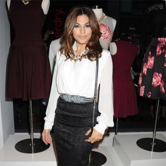 Eva Mendes Felt Pressure Of Clothing Line