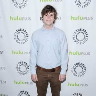 Evan Peters: 'I just love Emma Roberts'