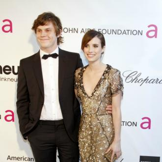 Evan Peters And Emma Roberts Engaged Again