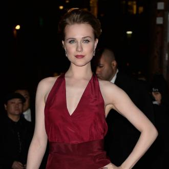 Evan Rachel Wood: The gender pay gap is 'staggering'