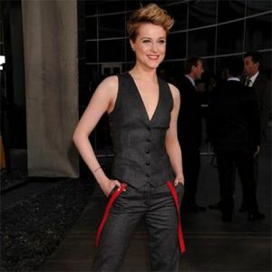Evan Rachel Wood Grows Into Fashion