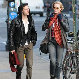 Jamie Bell praises Evan Rachel Wood as his 'warrior' woman
