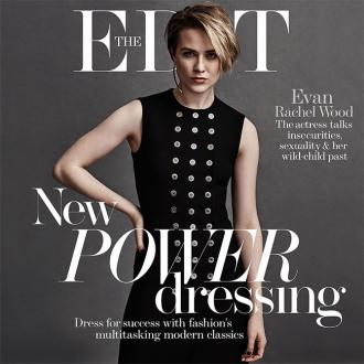 Evan Rachel Wood OK with ageing
