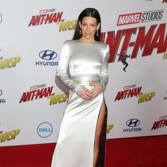 Evangeline Lilly calls out male superheroes over suit moans