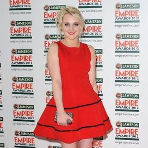 Evanna Lynch 'Shaped' By Eating Disorder