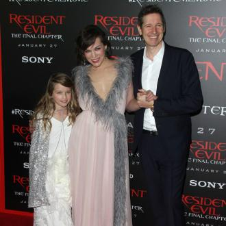 Milla Jovovich says her daughter is a 'natural' actress