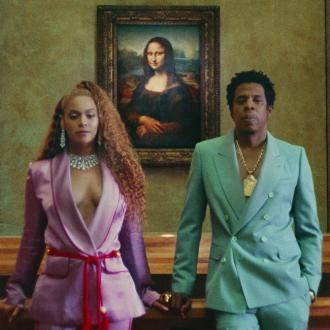 Beyonce and Jay-Z's joint album completed hours before release
