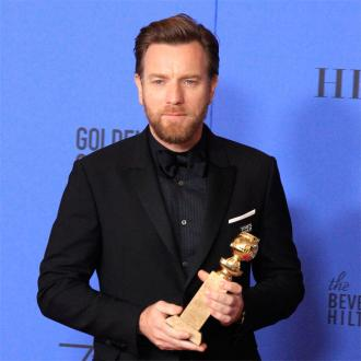 Ewan McGregor's estranged wife reacts to his Golden Globes speech