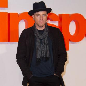 Ewan McGregor took time off to be with his family