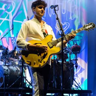 Ezra Koenig too shy to play music to Quincy Jones