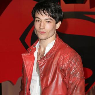 Ezra Miller's The Flash Appears In Suicide Squad