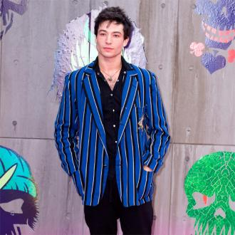 Ezra Miller not worried by director quitting The Flash