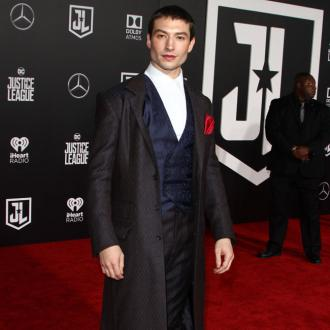 Ezra Miller praises JK Rowling for gay Dumbledore