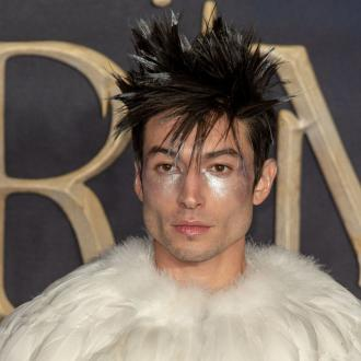 Ezra Miller in awe of Fantastic Beasts script