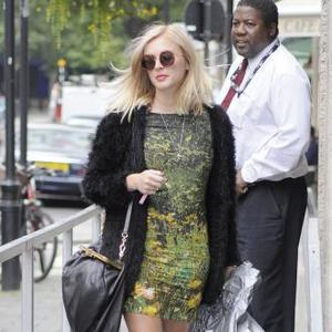 Fearne Cotton Is 'Gorging On Cheese And Bagels'
