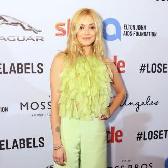 Fearne Cotton's look is inspired by Noel Fielding