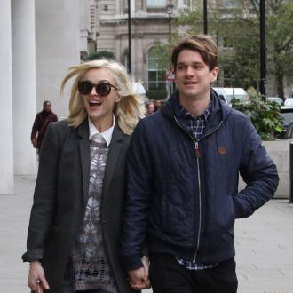 Fearne Cotton marries Jesse Wood