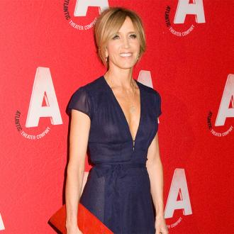 Felicity Huffman's hairdressing dream