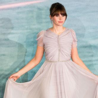 Felicity Jones: I felt like Cinderella at my first BAFTAs