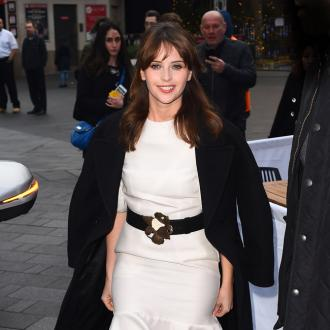 Felicity Jones 'proud' of career