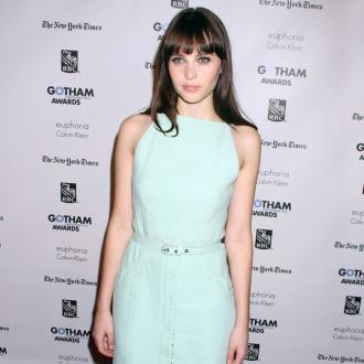 Felicity Jones Uses 'Face As A Canvas'
