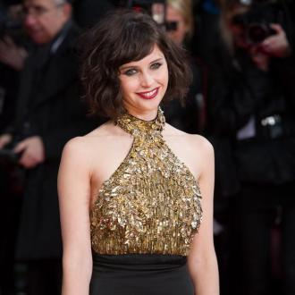 Felicity Jones was unprepared