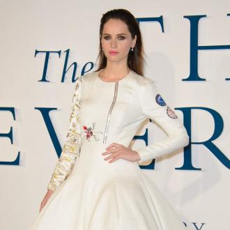 Felicity Jones' screaming delight at BAFTA nod
