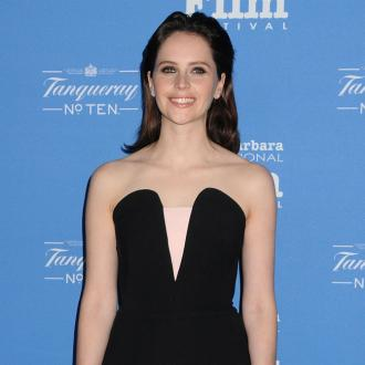 Felicity Jones worried about Oscars dress