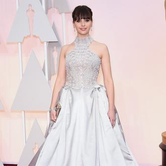 Felicity Jones saved 'best dress' for Oscars