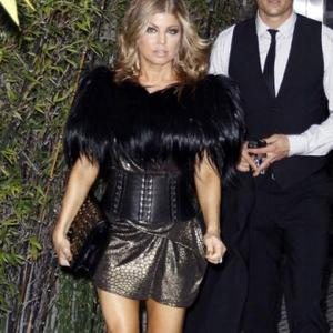 Fergie's Vomit-filled Anniversary