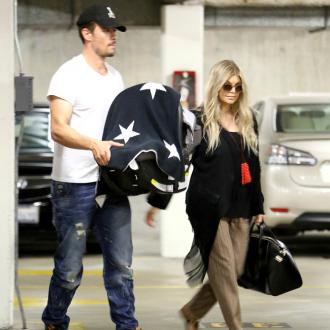 Fergie Reveals Josh's Diaper Disaster