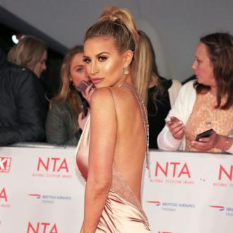 Ferne Mccann Suffers From Incontinence