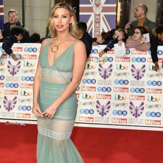 Ferne McCann says fitness saved her after 'silly' mistakes in her 20s
